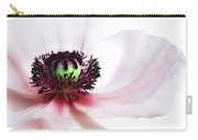 Soul Of Poppy Carry-all Pouch