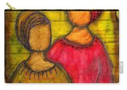 Soul Sistahs Sing Of Friendship Carry-all Pouch