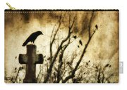 Soulful Crow Carry-all Pouch