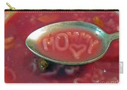 Soup For Mommy Carry-all Pouch by Ausra Huntington nee Paulauskaite