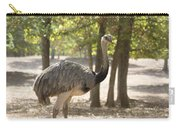 South American Rhea Carry-all Pouch