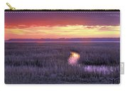 South Carolina Tidal Marshes Carry-all Pouch