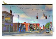 South Main Street Memphis Carry-all Pouch