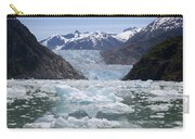 South Sawyer Glacier And Bay Full Carry-all Pouch