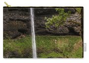 South Silver Falls Into The Pool Carry-all Pouch