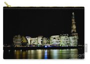 Southbank London At Night Carry-all Pouch