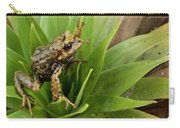 Southern Frog Pristimantis Sp, Newly Carry-all Pouch
