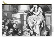 Southern Pardon Cartoon Carry-all Pouch by Granger