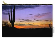 Southwestern Style Sunrise  Carry-all Pouch