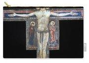 Sozio: Crucifix, 13th C Carry-all Pouch