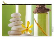 Spa Oil Bottles Carry-all Pouch by Atiketta Sangasaeng