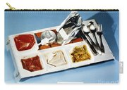 Space: Food Tray, 1982 Carry-all Pouch