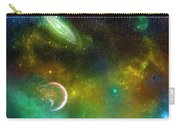 Space001 Carry-all Pouch by Svetlana Sewell