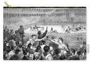 Spain: Bullfight, 1875 Carry-all Pouch