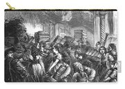 Spain: Escorial Fire, 1873 Carry-all Pouch