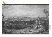 Spain: Madrid, 1833 Carry-all Pouch