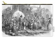 Spain: Madrid, 1848 Carry-all Pouch by Granger