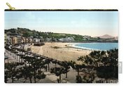 Spain: San Sebastian Carry-all Pouch