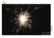 Spangle Carry-all Pouch by Susan Herber