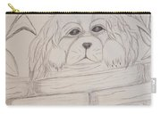Spaniel Pup Carry-all Pouch