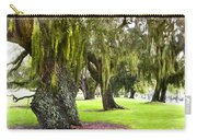 Spanish Moss At Jekyll Island Carry-all Pouch