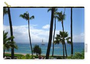 Sparkling Sea At Kaanapali Maui Carry-all Pouch