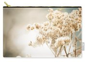 Sparkly Weeds Carry-all Pouch