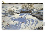 Sparrowpit Derbyshire Carry-all Pouch by Andrew Macara