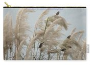 Sparrows In Breeze Carry-all Pouch
