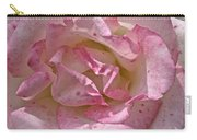 Spattered Pink Promises Carry-all Pouch