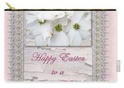 Special Friend Easter Card - Flowering Dogwood Carry-all Pouch