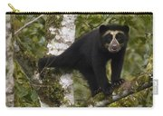 Spectacled Bear Tremarctos Ornatus Cub Carry-all Pouch