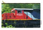 Speeding Cn Train Carry-all Pouch