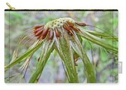 Spent Dandilion Carry-all Pouch