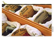 Spices On The Market Carry-all Pouch by Elena Elisseeva