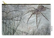 Spider Descending Carry-all Pouch