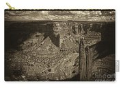 Spider Rock - Toned Carry-all Pouch