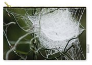 Spider Web Basket Carry-all Pouch