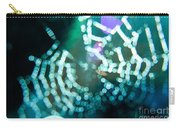 Spider Web Bokeh 1.0 Carry-all Pouch