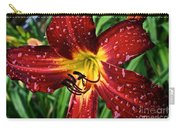 Spiderman The Day Lily Carry-all Pouch