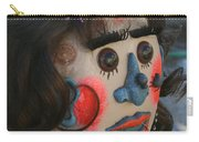 Spiderwoman Scarecrow Carry-all Pouch