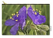 Spiderwort 2273 Carry-all Pouch
