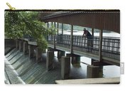 Spillway In Indiana Carry-all Pouch