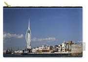 Spinnaker Tower And Round Tower Portsmouth Carry-all Pouch