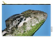 Spiny Chameleon Chamaeleo Verrucosus Carry-all Pouch