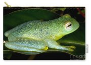 Spiny Glass Frog Carry-all Pouch