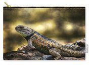 Spiny Lizard Carry-all Pouch