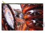 Spiral Dimension Abstract Carry-all Pouch