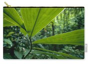 Spiral Ginger Costus Pulverulentus Carry-all Pouch