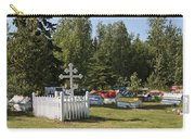 Spirit Houses Of Eklutna Carry-all Pouch